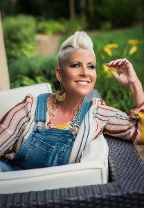 Gina Rivera, Phenix Founder, President and Beauty Expert