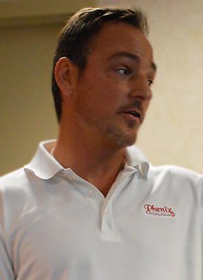 Jason Rivera, Co-Founder, Phenix Salon Suites