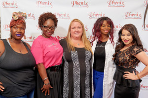 Phenix stylists at Phenix in the new Jacksonville, FL, location.