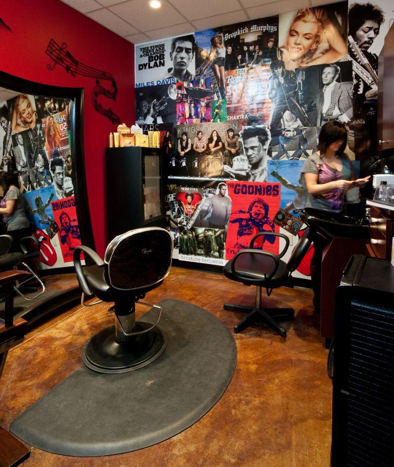 HipHop Nice and Cozy Salon Private - Phenix Salon Suits