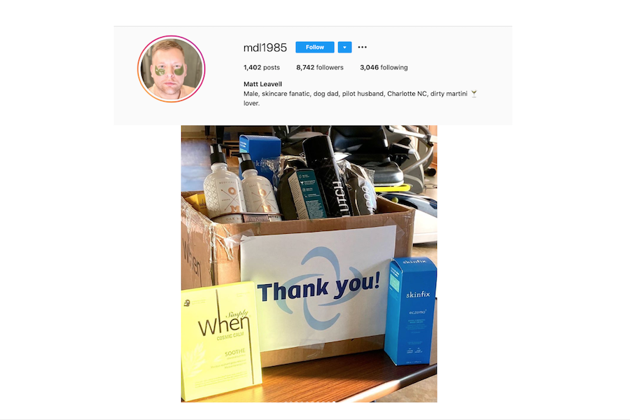 Phenix Founder And Beauty Expert Gina Rivera, continues to give back, donating entire By Gina wet line to healthcare workers.